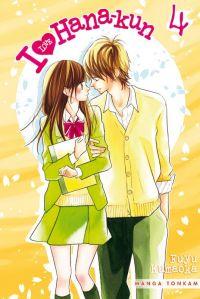 I love Hana-Kun T4, manga chez Delcourt de Kuamoka