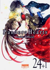 Pandora Hearts : Last dance ! Guide officiel (24+1), manga chez Ki-oon de Mochizuki