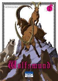 Wolfsmund T7 : , manga chez Ki-oon de Kuji