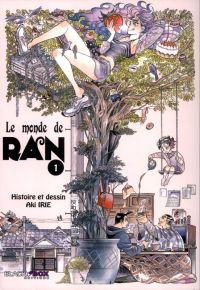 Le monde de Ran T1, manga chez Black Box de Irie