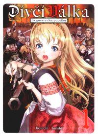Divci valka T1, manga chez Komikku éditions de Onishi