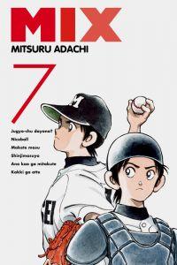 Mix  T7, manga chez Tonkam de Adachi