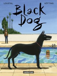 Black Dog, bd chez Casterman de Götting, de Loustal