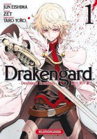 Drakengard T1, manga chez Kurokawa de Eishima, Zet, Yoko