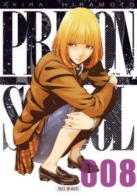Prison school T8, manga chez Soleil de Hiramoto