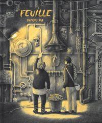 Feuille, bd chez Presque Lune de Ma