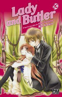 Lady and butler T20 : , manga chez Pika de Izawa, Tsuyama