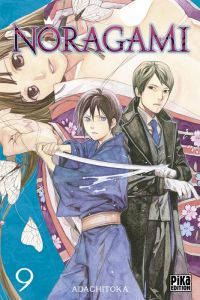 Noragami T9 : , manga chez Pika de Adachi