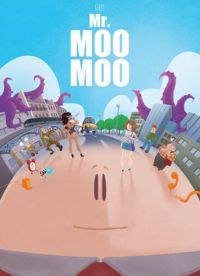 Mr Moo Moo, bd chez Monsieur Pop Corn de Pow