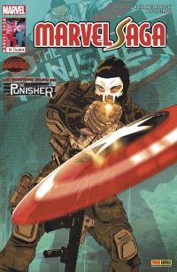 Marvel Saga T12 : Châtiment final (0), comics chez Panini Comics de Edmondson, Gerads, W. Clift