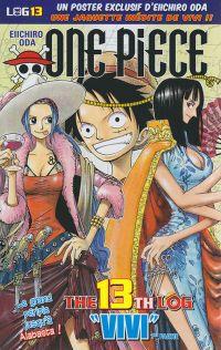 One Piece - Log Books T13 : Vivi - 1ère partie (0), manga chez Hachette de Oda