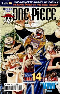 One Piece - Log Books T14 : Vivi - 2e partie (0), manga chez Hachette de Oda