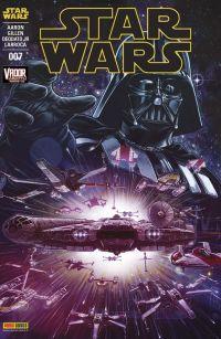 Star Wars (revue Marvel) V1 T7 : Vador : Abattu (1/2) (0), comics chez Panini Comics de Aaron, Gillen, Larroca, Deodato Jr, Martin, Delgado
