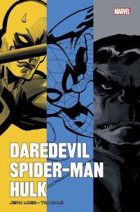 Daredevil / Spider-Man / Hulk : , comics chez Panini Comics de Loeb, Sale, Stewart, Buccellato, Hollingsworth