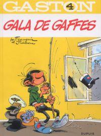 Gaston T4 : Gala de gaffes (0), bd chez Dupuis de Franquin, Jidéhem, Léonardo