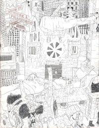Vivre à Frandisco, bd chez Frémok de Van Hasselt, Schmitz