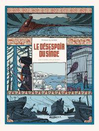Le désespoir du singe : , bd chez Delcourt de Peyraud, Alfred, Delf