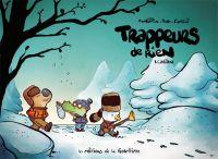 Trappeurs de rien T1 : Caribou, bd chez Editions de la Gouttière de Pog, Priou, Corgié