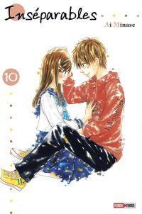 Inséparables  T10, manga chez Panini Comics de Masara