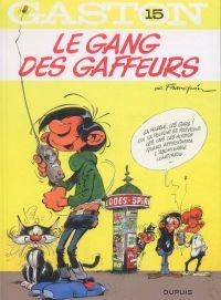 Gaston T15 : Le gang des gaffeurs (0), bd chez Dupuis de Franquin, Léonardo