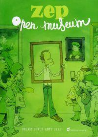 Zep open museum, bd chez Éditions Invenit de Zep