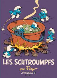 Les Schtroumpfs T4 : 1975-1988 (0), bd chez Dupuis de Peyo