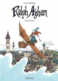 Ralph Azham – cycle 3, T9 : Point de rupture (0), bd chez Dupuis de Trondheim, Findakly