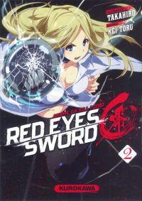 Red eyes sword - akame ga kill ! Zero  T2, manga chez Kurokawa de Takahiro, Toru