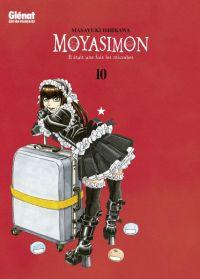 Moyasimon T10, manga chez Glénat de Ishikawa