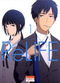 ReLife T1 : , manga chez Ki-oon de Yayoiso