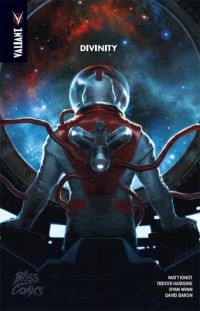 Divinity T1, comics chez Bliss Comics de Kindt, Hairsine, Baron, Djurdjevic