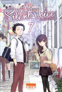 A Silent Voice T7, manga chez Ki-oon de Oima