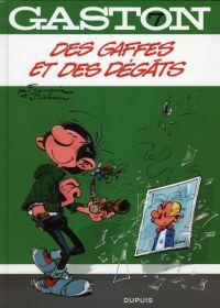 Gaston T7 : Des gaffes et des dégâts  (0), bd chez Dupuis de Franquin, Léonardo