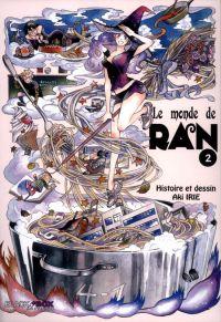Le monde de Ran T2, manga chez Black Box de Irie