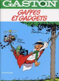 Gaston : Gaffes et Gadgets (0), bd chez Dupuis de Delporte, Jidéhem, Franquin, Léonardo