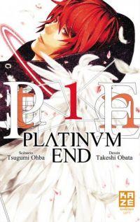 Platinum end T1 : , manga chez Kazé manga de Ohba, Obata