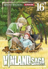 Vinland Saga T16 : , manga chez Kurokawa de Yukimura