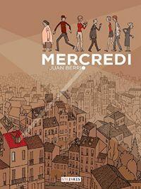 Mercredi, bd chez Steinkis de Berrio