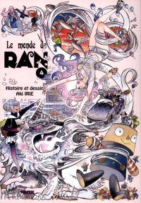 Le monde de Ran T4, manga chez Black Box de Irie