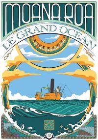 Moana Roa T1 : Le Grand Océan, bd chez TOMC de Olivier, TOMC