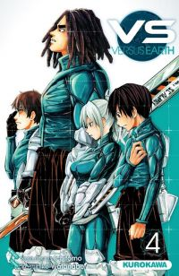 VS Versus Earth T4 : , manga chez Kurokawa de Ichimoto, Watanabe