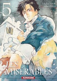 Les Misérables T5 : , manga chez Kurokawa de Arai, Hugo