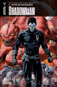 Shadowman T1 : Rites de passage (0), comics chez Bliss Comics de Jordan, Zircher, Reber