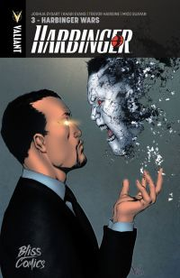 Harbinger T3 : Harbinger Wars (0), comics chez Bliss Comics de Dysart, Evans, Hairsine, Suayan, Hannin, Reber