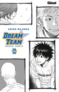 Dream team T29 : Volume 29-30 (0), manga chez Glénat de Hinata
