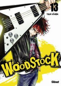 Woodstock T13, manga chez Glénat de Asada