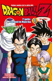 Dragon Ball Z T1 : , manga chez Glénat de Toriyama