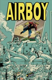 Airboy, comics chez Jungle de Robinson, Hinkle