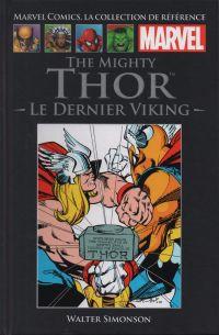 Marvel Comics, la collection de référence T6 : The Mighty Thor - Le dernier viking (0), comics chez Hachette de Simonson, Roussos, Scheele