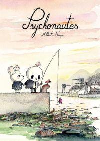 Psychonautes, bd chez Rackham de Vazquez